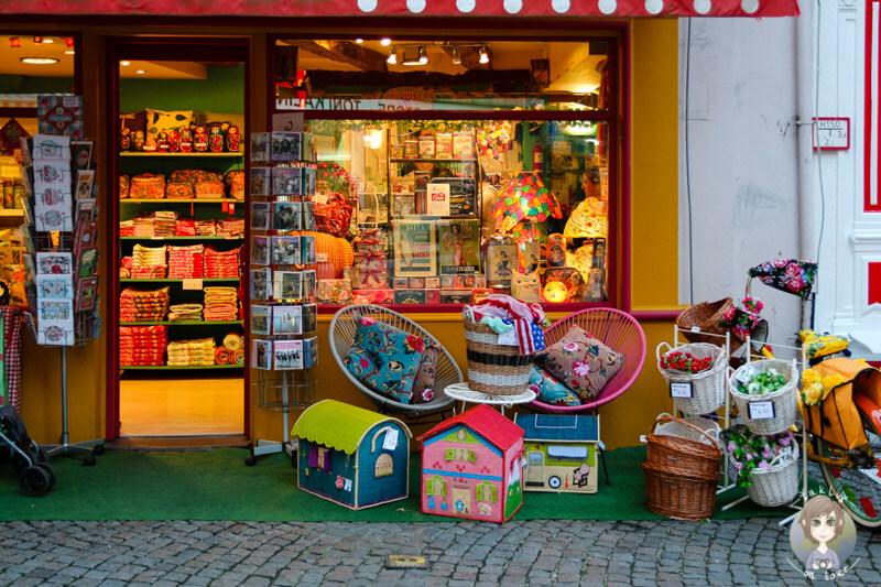 Ein netter Laden in Antwerpen
