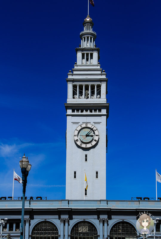 Ferry Building San Francisco (2)