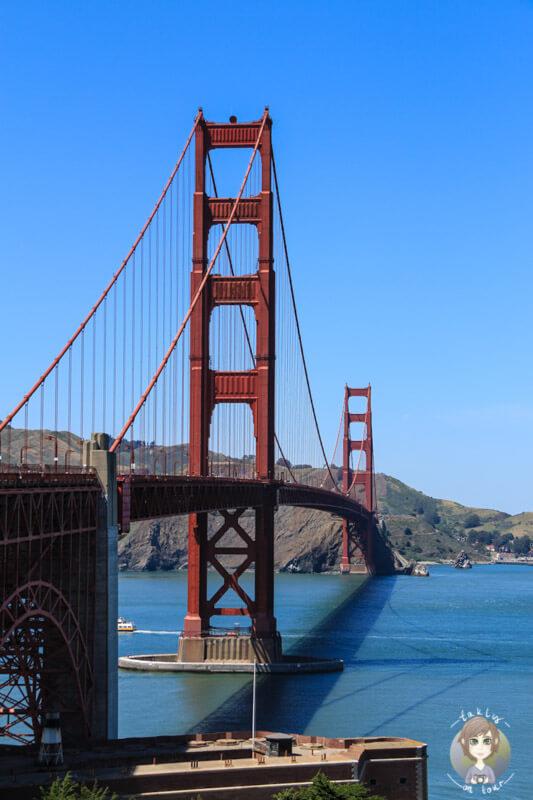 Golden Gate Bridge in San Francisco (1)