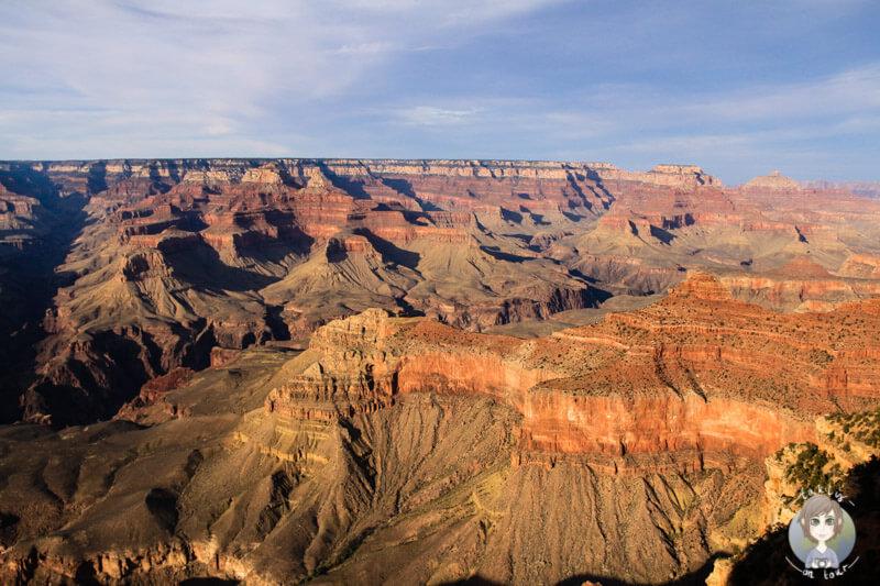 Yavapai Point im Grand Canyon National Park