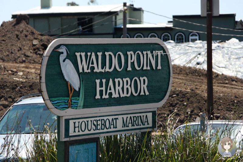 Waldo Point Harbour