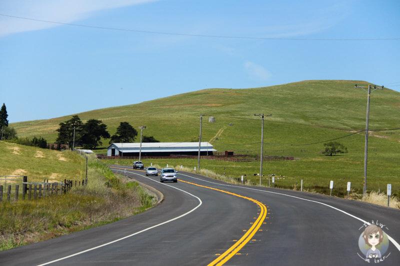 Highway 101 bis zum hwy 1