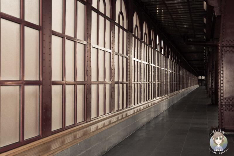 Tolle Fotomotive im Bahnhof Antwerpen