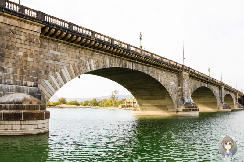 London Bridge, Lake Havasu City
