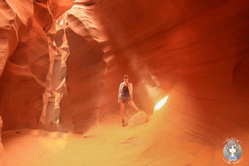 Atelope Canyon Spots so macht Fotografie auf Reisen Spaß