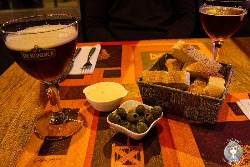 Abendessen beim Mexikaner in Antwerpen