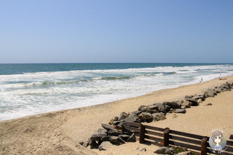 Das Meer in Oceanside