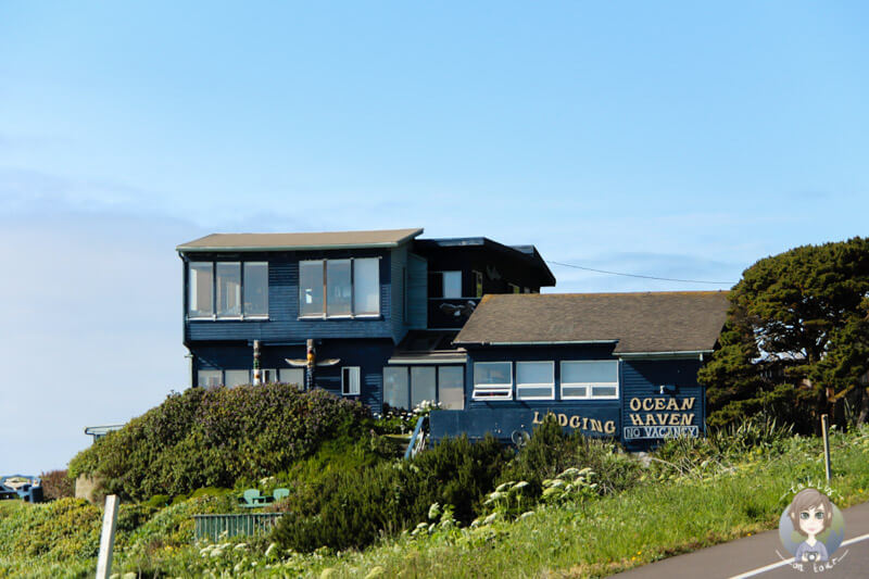 Haus an der Oregon Coast