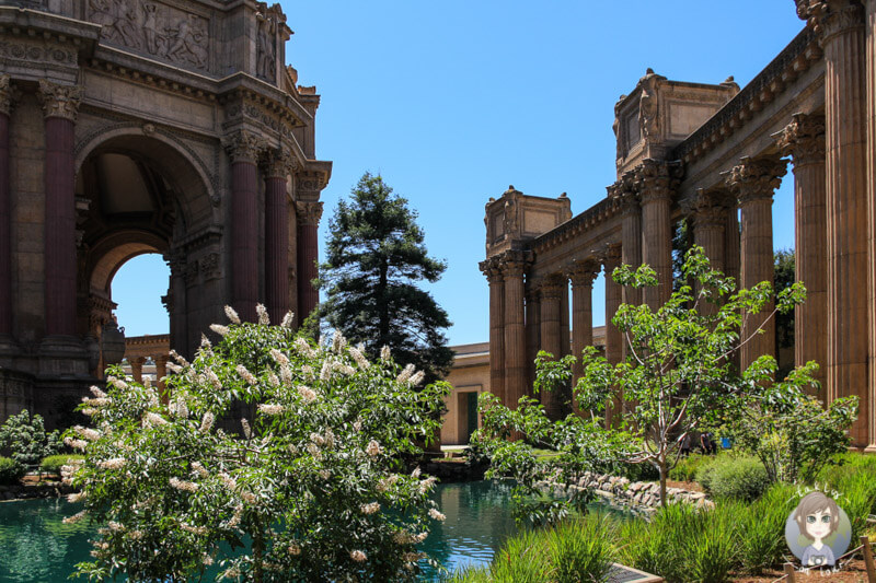 Palace of Fine Art in San Francisco (3)
