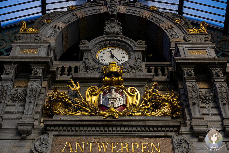 Citytrip Antwerpen, Reisebericht