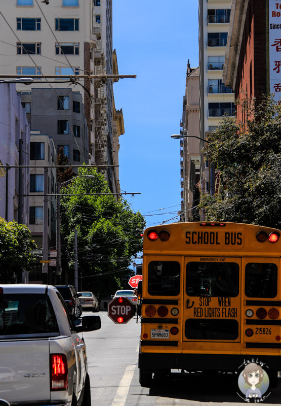 School Bus San Francisco