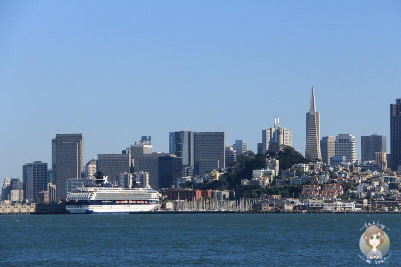 Die Skyline von San Francisco Tipps