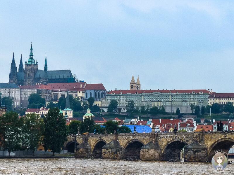 Stadtansicht Prag