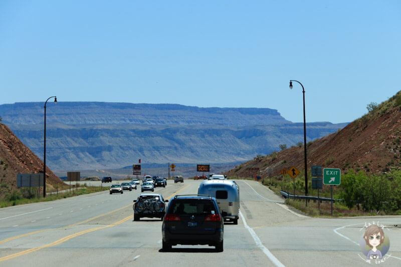 Straße in Utah (5)