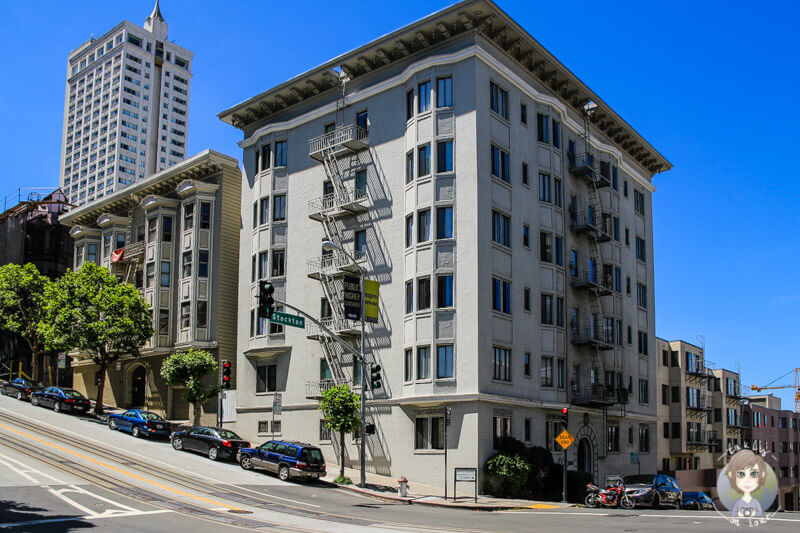 Straßen in San Francisco (2)