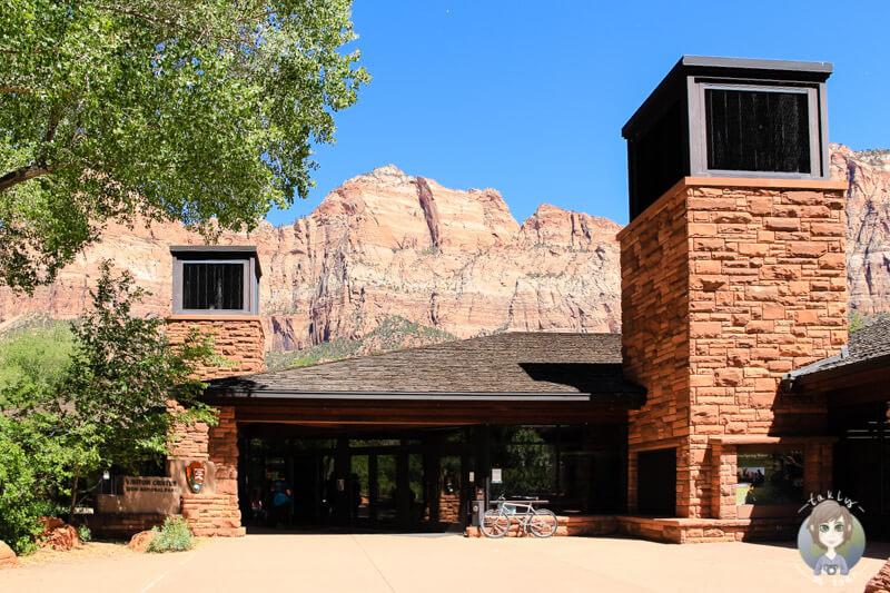 Visitor Center Zion Nationalpark