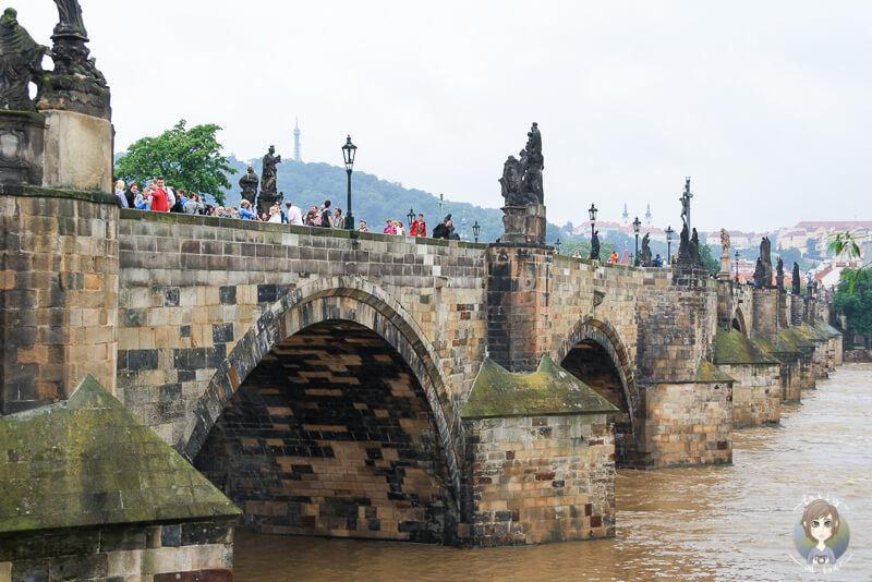 Wahrzeichen-Prag-Karlsbruecke