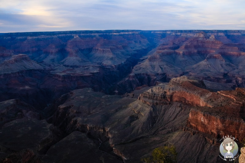 Mather Point am Grand Canyon