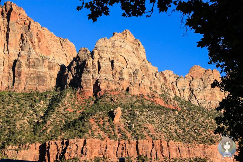 Berg im Zion National Park