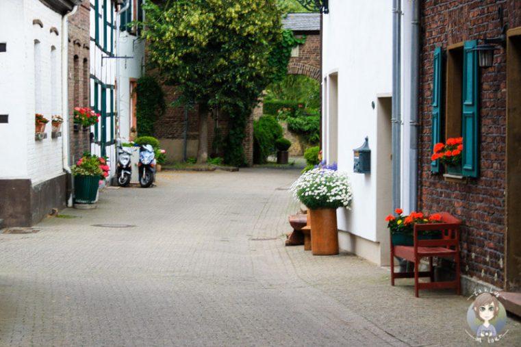 Historische Altstadt von Kaster, Rheinland