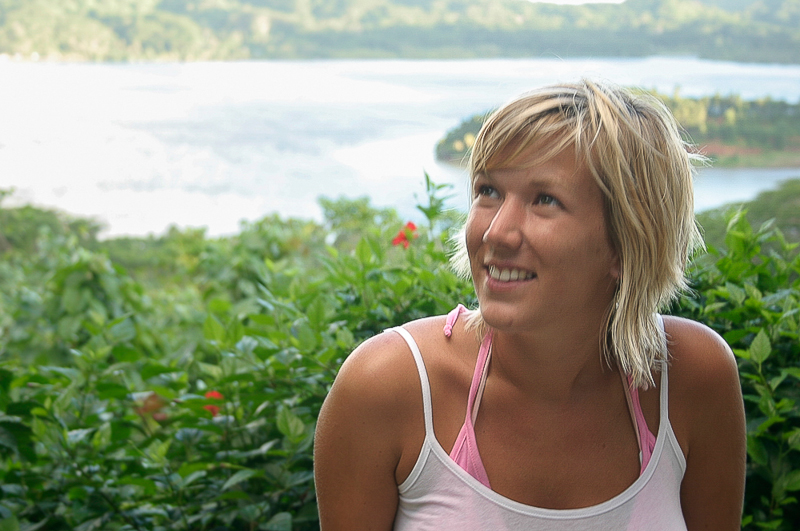 Bloggerin Nina schreibt auf Reisehappen.de