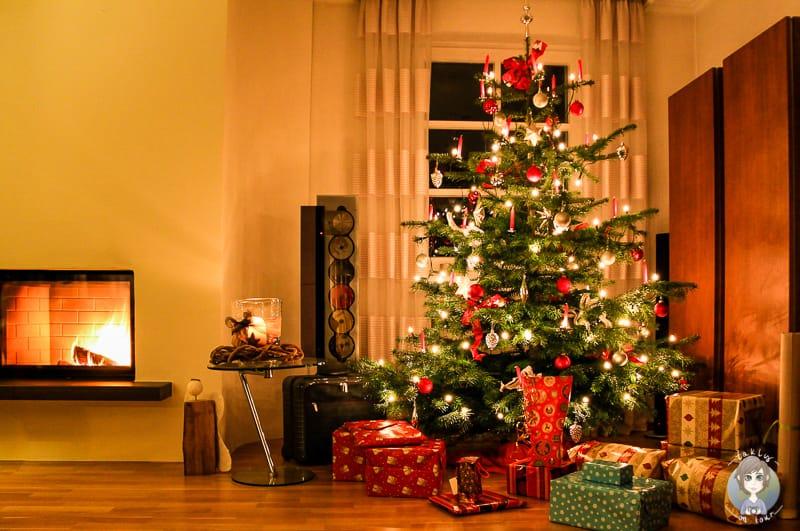 Weihnachtsbaum takly on tour