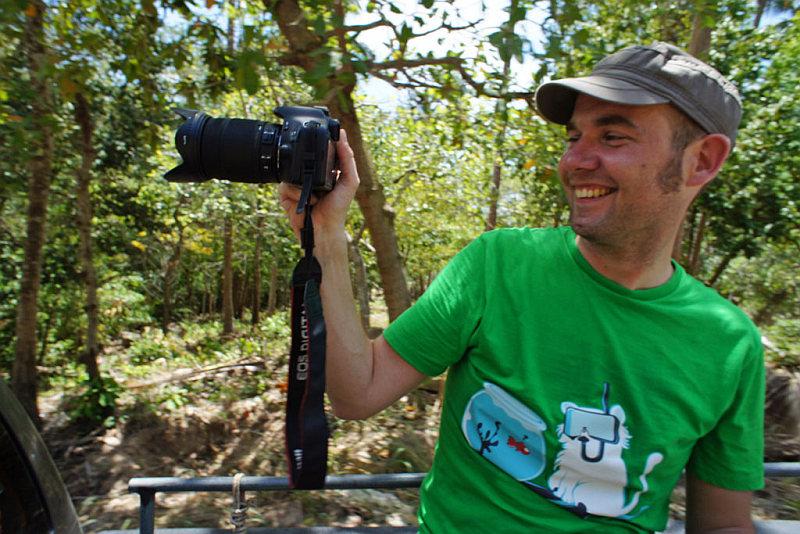 Blogger Stefan schreibt auf faszination-suedostasien.de