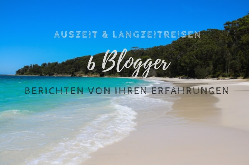 Ein Strand in Australien ist das perfekte Ziel fuer eine Auszeit Sechs Blogger berichten von ihren Erfahrungen