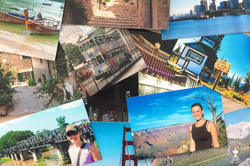 Ideen was du mit Urlaubsfotos machen kannst
