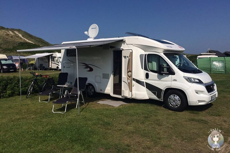 Mit dem Wohnmobil auf den schönsten Campingplätzen der Welt