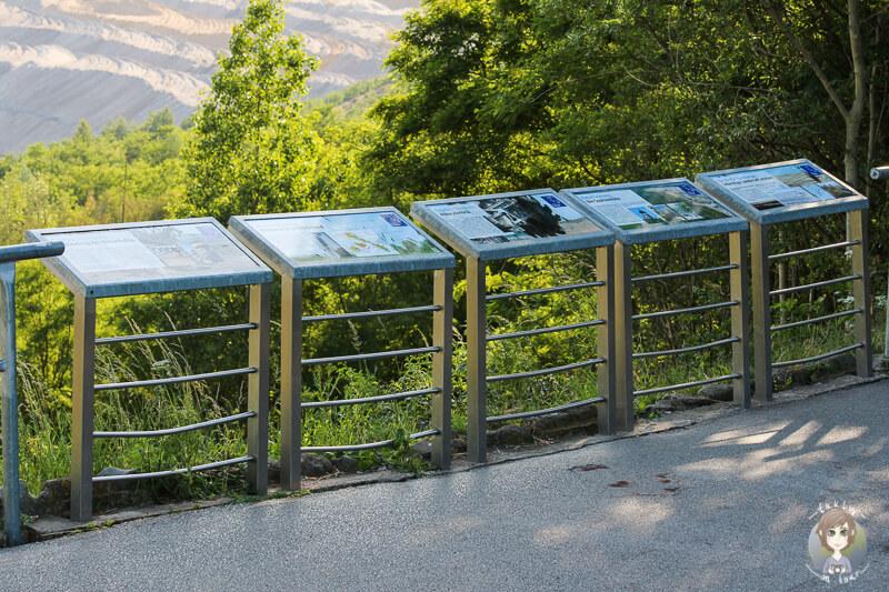 Aussichtsplattform Tagebau Hambach NRW