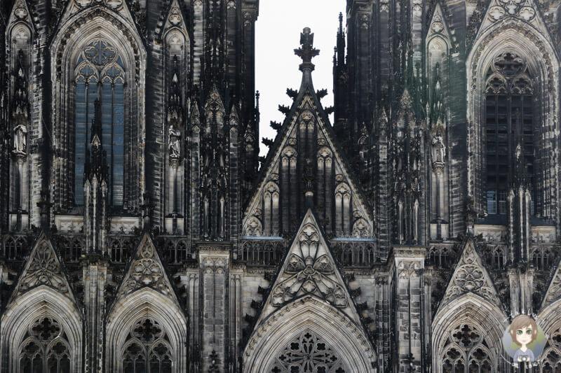 Faszination Kölner Dom auf einer Stadtrundfahrt in Koeln