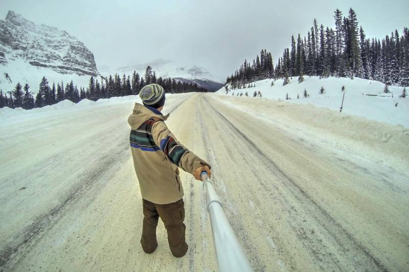 Markus berichtet von seinen Work und Travel Erfahrungen im Winter in Kanada