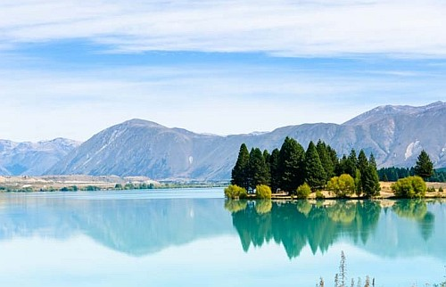 Lake Pukaki in Neuseeland Reisetipps von Reiseaufnahmen