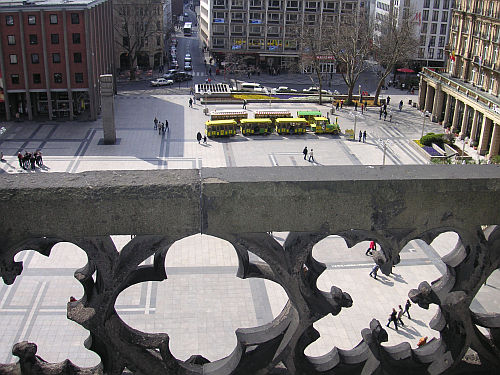 Domdachführung in Köln