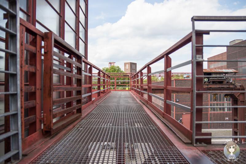 Gangway Zeche Zollverein Essen