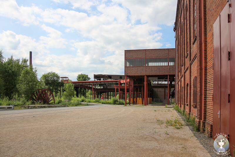 Schacht 1-2-8 Zeche Zollverein