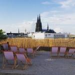 Sonnenscheinetage Köln