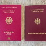 Kinderreisepass oder Reisepass • Reisen mit Kind