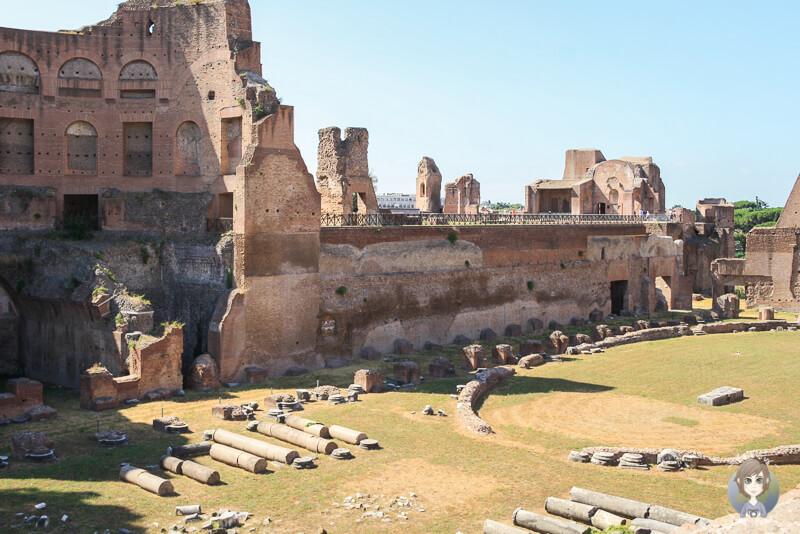 Forum Romanum Rom Tipps