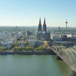 Köln von oben • Die Aussichtsplattform Köln