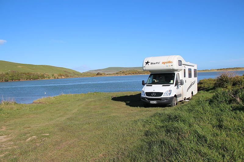 Freedom Camping in Neuseeland
