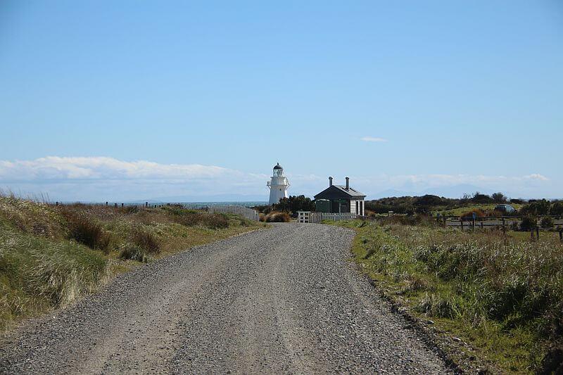 Schotterstraßen mit dem Camper in Neuseeland