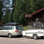 Mit dem Faltcaravan auf Reisen • Camping mal anders