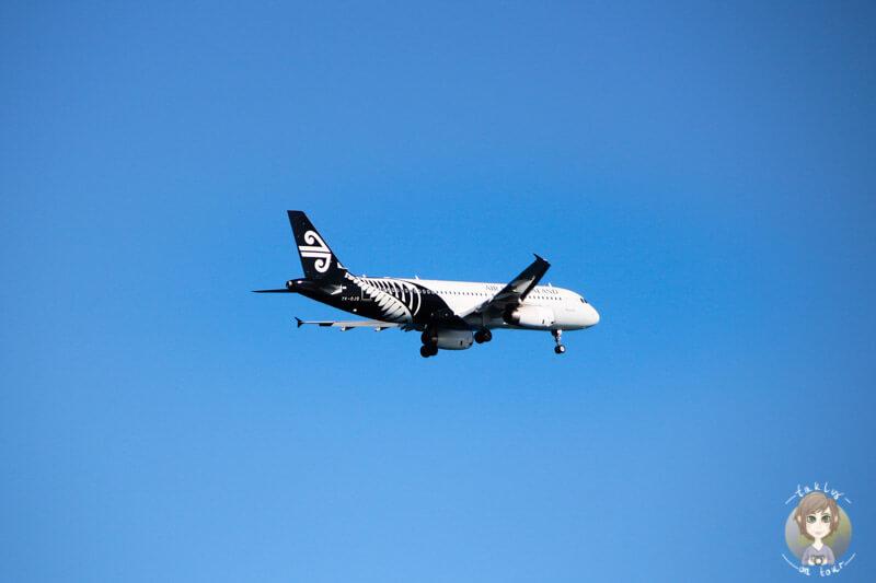 Anreise mit Air New Zealand nach Vancouver Reisetipp