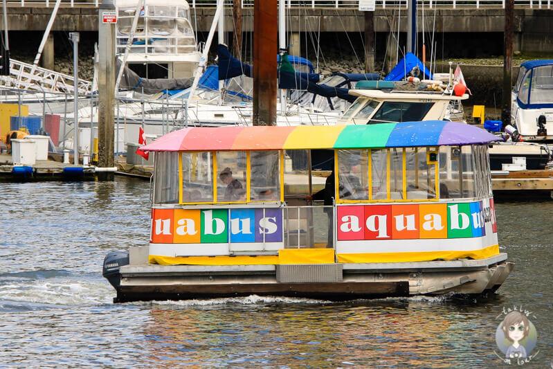 Aqua Bus Vancouver
