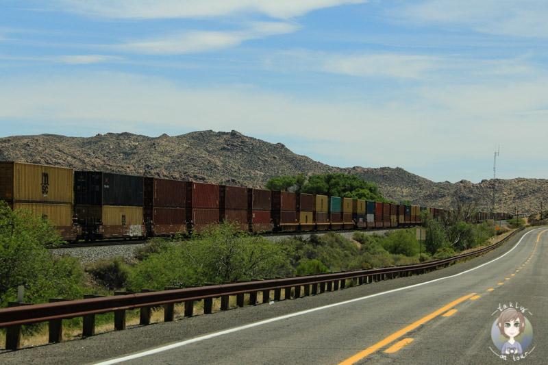Zug in Arizona (1)
