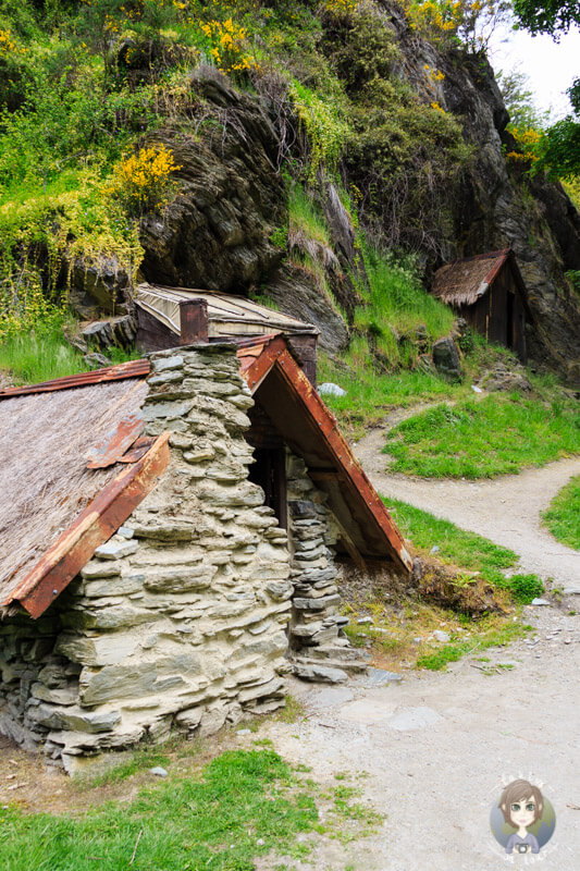 Arrowtown Chinese Settlement (2)