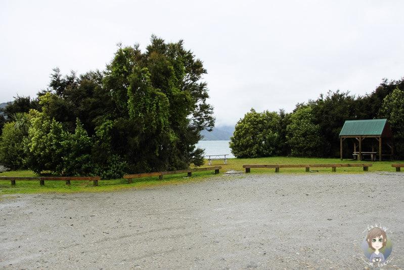 schöne Picknickplätze am Lake Wanaka
