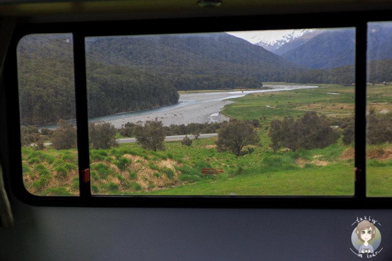 Cameron Flat DOC, Haas Pass, Neuseeland (5)